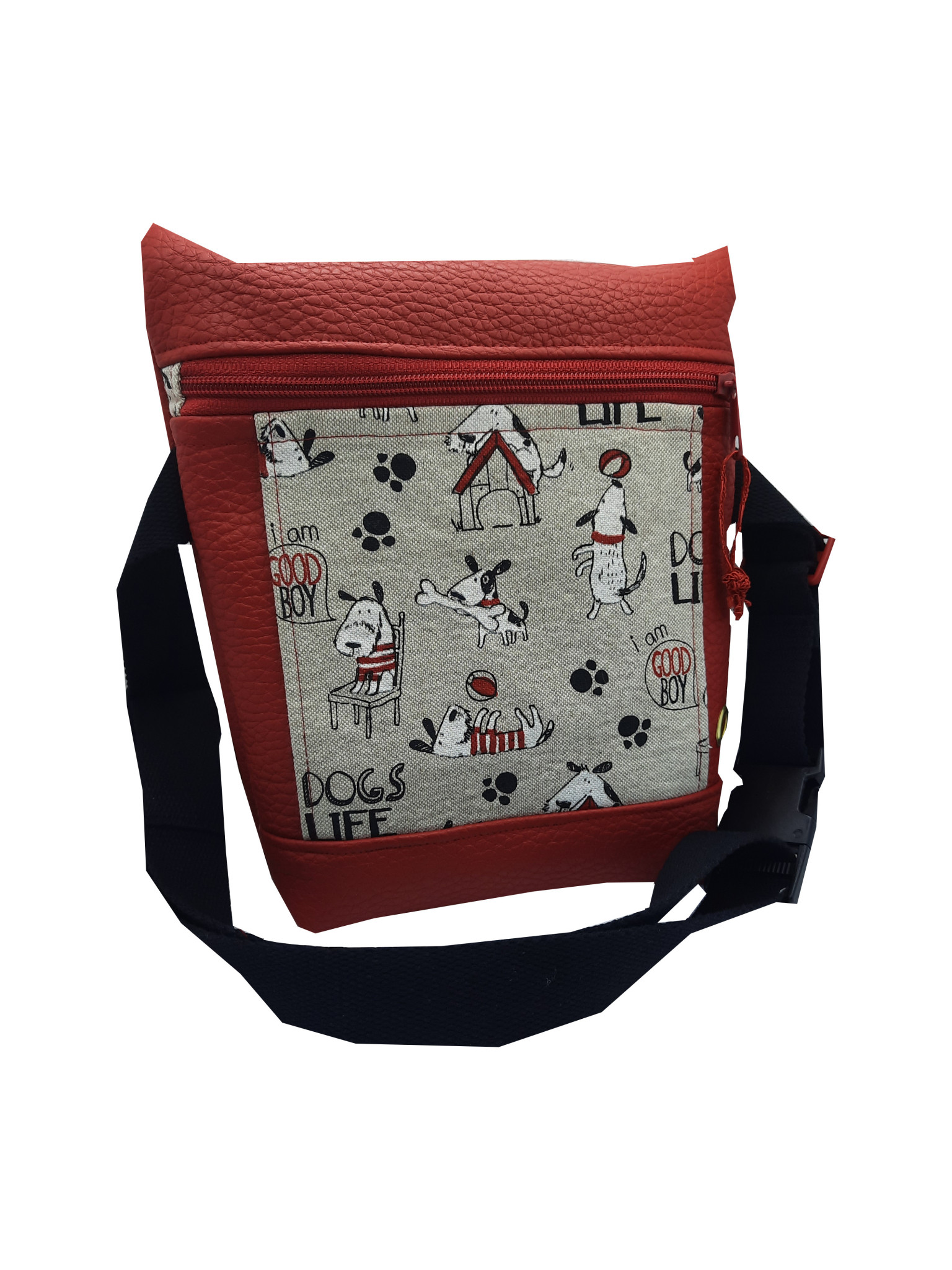 Leckerlie Tasche für Unterwegs